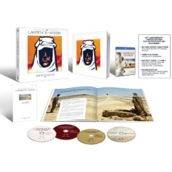 Lawrence of Arabia Blu-ray Cover
