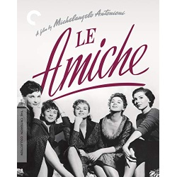 Le Amiche Blu-ray Cover