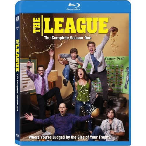 The League: The Complete First Season movie