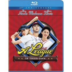 League of Their Own Blu-ray Cover