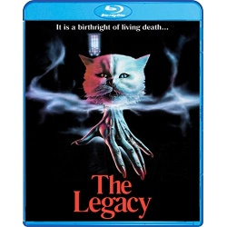 Legacy Blu-ray Cover