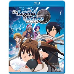 Legend of Heroes: The Complete Collection Blu-ray Cover