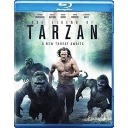 The Legend of Tarzan Blu-ray