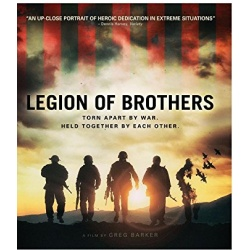 Legion of Brothers Blu-ray Cover