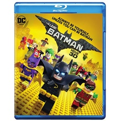 Lego Batman Movie Blu-ray Cover