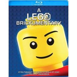 Lego Brickumentary Blu-ray Cover