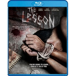 Lesson Blu-ray Cover