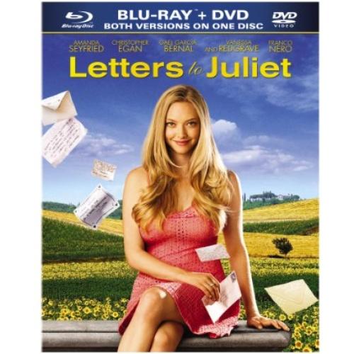 Letters To Juliet Dvd Release Date Nz