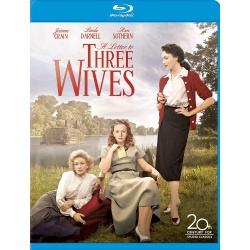 Letter to Three Wives Blu-ray Cover
