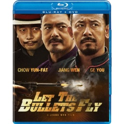 Let the Bullets Fly Blu-ray Cover