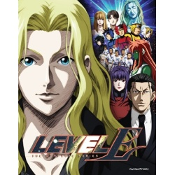 Level E: The Complete Series Blu-ray Cover