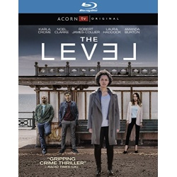 Level Blu-ray Cover