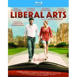 Liberal Arts Blu-ray Cover