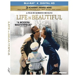 Life is Beautiful Blu-ray Cover