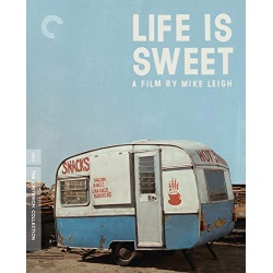 Life is Sweet Blu-ray Cover