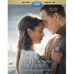 Light Between Oceans Blu-ray Cover