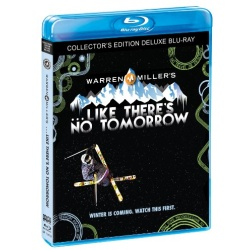 Like There's No Tomorrow Blu-ray Cover