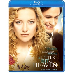 Little Bit of Heaven Blu-ray Cover