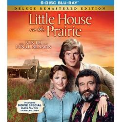 Little House on the Prairie: Season 9 Blu-ray Cover