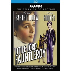 Little Lord Fauntleroy Blu-ray Cover