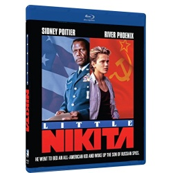 Little Nikita Blu-ray Cover