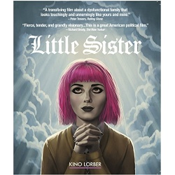 Little Sister Blu-ray Cover