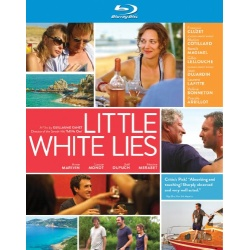 Little White Lies Blu-ray Cover
