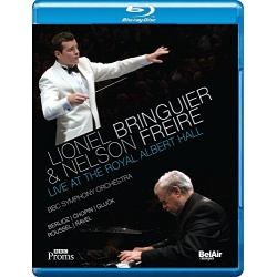 Live at the Royal Albert Hall Blu-ray Cover
