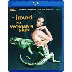 Lizard in a Women's Skin Blu-ray Cover