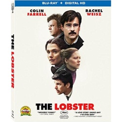 Lobster Blu-ray Cover