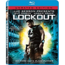 Lockout Blu-ray Cover