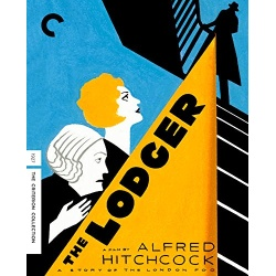 Lodger: A Story of the London Fog Blu-ray Cover