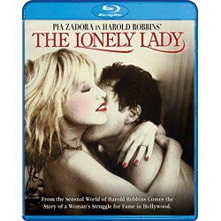 Lonely Lady Blu-ray Cover
