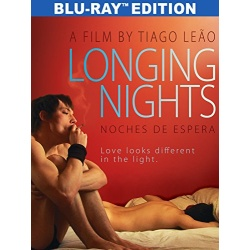 Longing Nights Blu-ray Cover