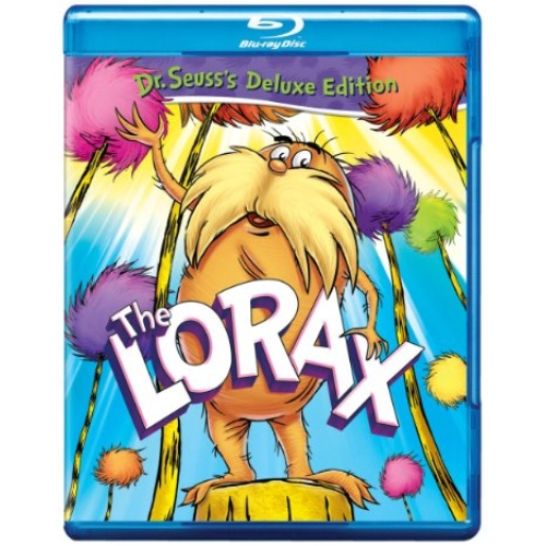 Dr Seuss The Lorax Full Movie In English: The Lorax Blu-ray Disc Title Details