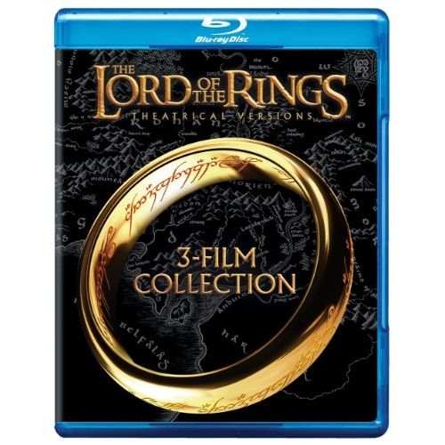 The Lord Of The Rings Theatrical Versions  Film Collection