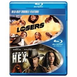 Losers / Jonah Hex Blu-ray Cover
