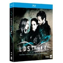 Lost Girl: Season Two Blu-ray Cover