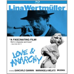 Love &amp; Anarchy Blu-ray Cover