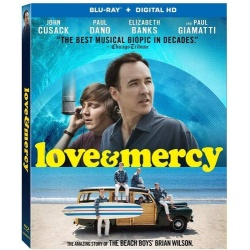 Love and Mercy Blu-ray