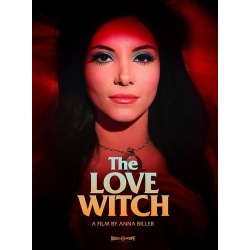 Love Witch Blu-ray Cover