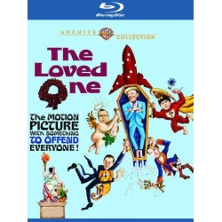 Loved One Blu-ray Cover