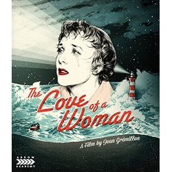 Love of a Woman Blu-ray Cover
