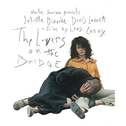 Lovers on the Bridge Blu-ray Cover