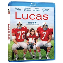 Lucas Blu-ray Cover