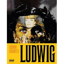 Ludwig Blu-ray Cover
