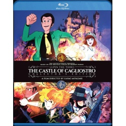 Lupin the Third: The Castle of Cagliostro Blu-ray