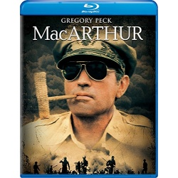 MacArthur Blu-ray Cover