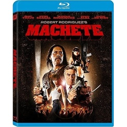 Machete Blu-ray Cover
