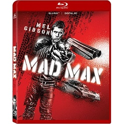 Mad Max Blu-ray Cover